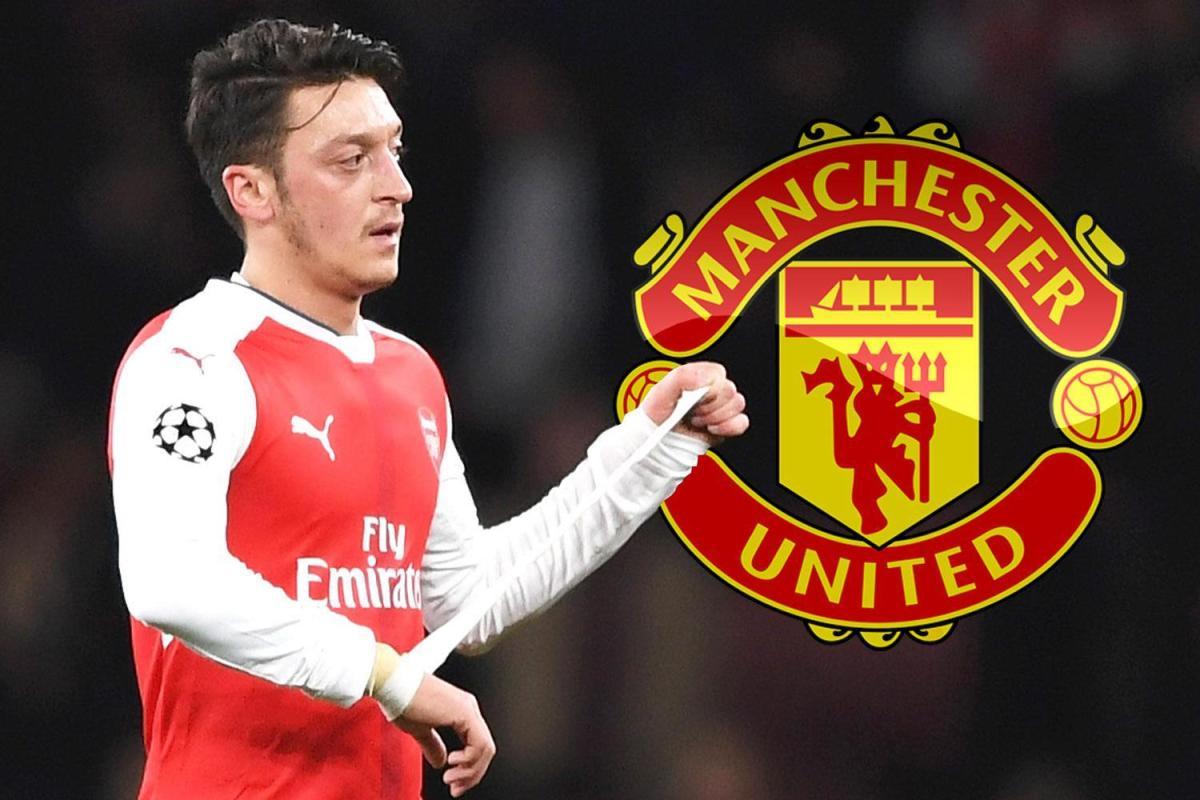 NÓNG: Mourinho ra tay, Ozil bỏ Arsenal về Man Utd - Bóng Đá