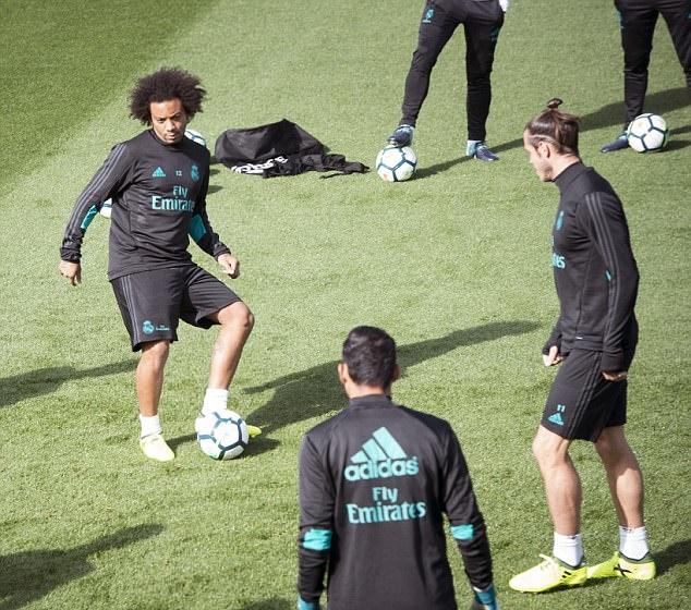 Bale tập luyện cật lực, quyết dẹp tan chỉ trích - Bóng Đá