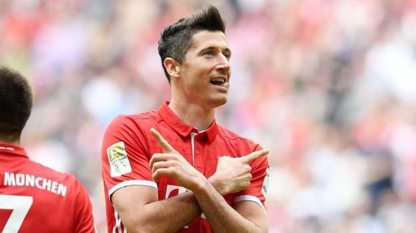 Lewandowski lập cú đúp, Bayern Munich hủy diệt Mainz 05 - Bóng Đá