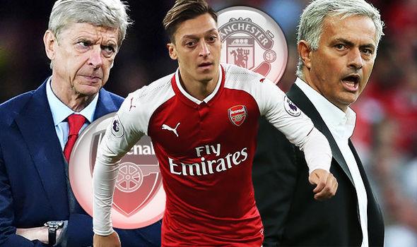 NÓNG: Mourinho tự tin có được Mesut Ozil ở M.U - Bóng Đá