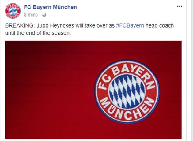 CHÍNH THỨC: Bayern Munich có tân HLV thay Carlo Ancelotti - Bóng Đá