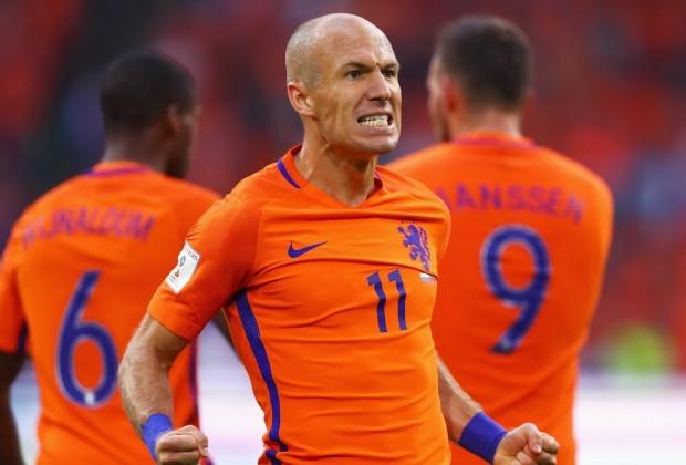 Robben cay đắng: 'Giấc mơ World Cup của Hà Lan đã chấm dứt' - Bóng Đá
