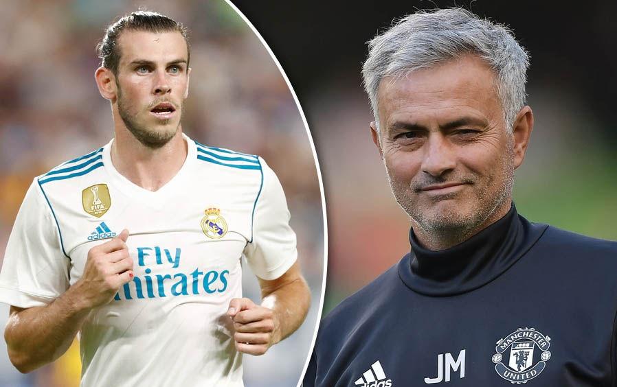 NÓNG: Chi 89 triệu bảng, Man Utd sẽ có Gareth Bale - Bóng Đá