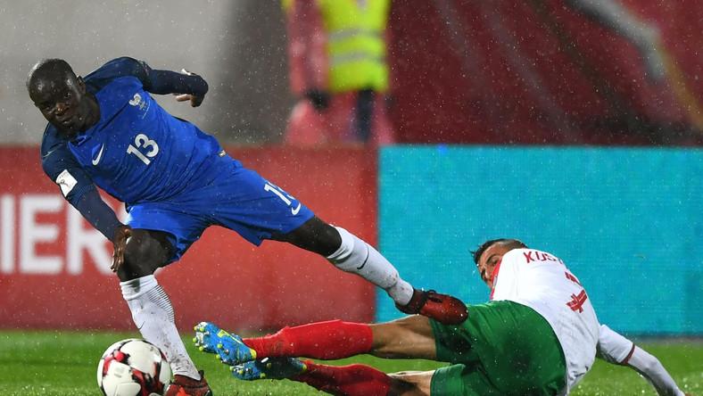 NÓNG: Chelsea nhận hung tin từ N'Golo Kante - Bóng Đá