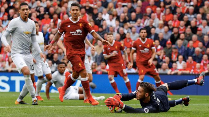Trận Liverpool - M.U sánh ngang trận Barcelona - Real Madrid - Bóng Đá