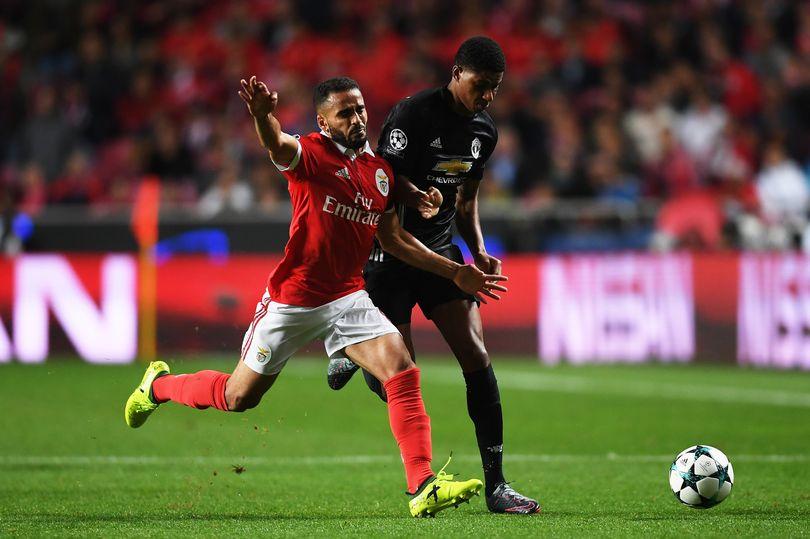 Rashford ghi siêu phẩm đá phạt, Man Utd hạ gục Benfica - Bóng Đá