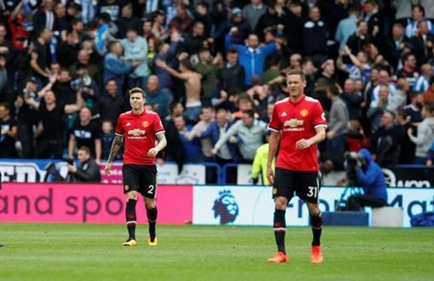 Bài sau trận Man Utd Huddersfield  - Bóng Đá