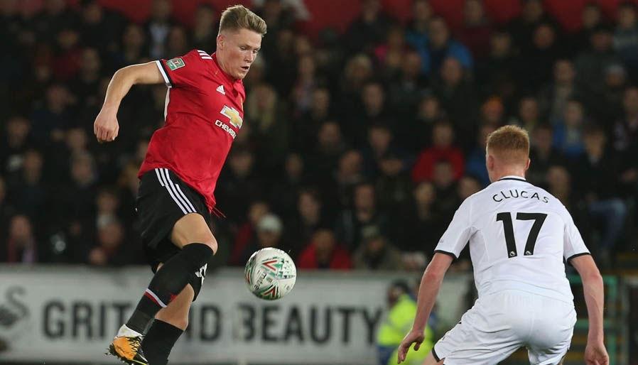 Chấm điểm Swansea 0-2 Man Utd: 'Gà son' Lingard! - Bóng Đá