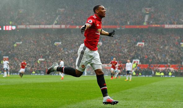 Ghi bàn hạ Tottenham, Martial gửi thông điệp đến Mourinho