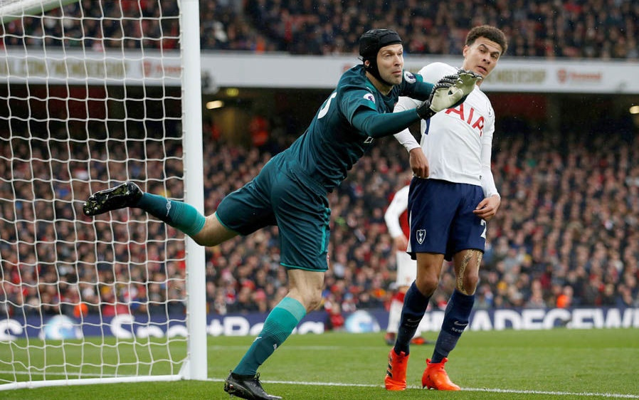 Chấm điểm Arsenal trận Tottenham: Chân giá trị của Ozil - Bóng Đá