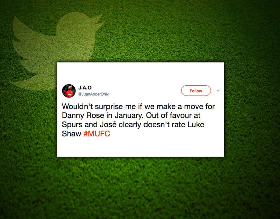 CĐV Man Utd 'chắc mẫm' đã có được Danny Rose - Bóng Đá