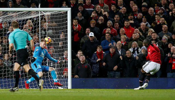 Chấm điểm Man Utd 4-1 Newcastle: Đấng cứu thể Pogba! - Bóng Đá