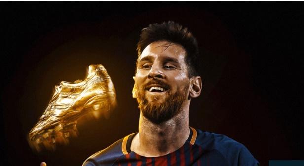 CHÍNH THỨC: Đoạt giày vàng, Messi sánh ngang Ronaldo - Bóng Đá