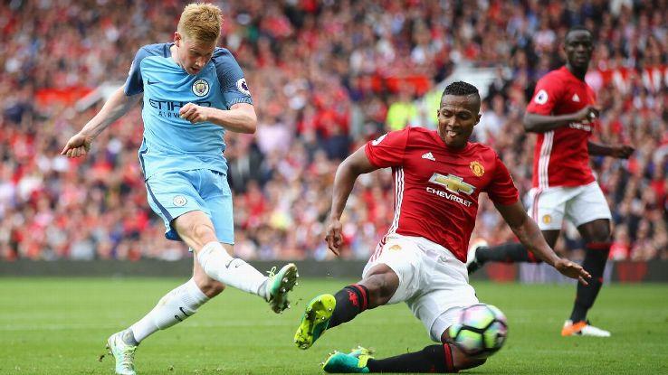 Quên Chelsea hay Liverpool đi, chỉ Man Utd đủ sức đua Man City - Bóng Đá
