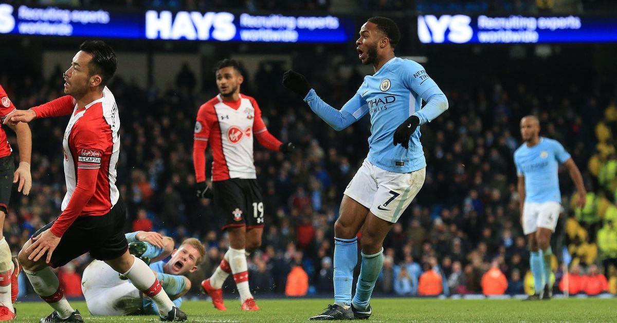 Sterling lập siêu phẩm, Man City khiến cả Premier League thất vọng - Bóng Đá