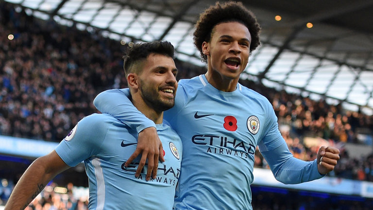Man City tiến sát kỷ lục vô tiền khoáng hậu ở Premier League - Bóng Đá