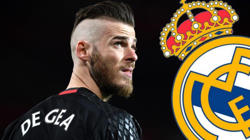 Real Madrid ra tối hậu thư cho De Gea - Bóng Đá