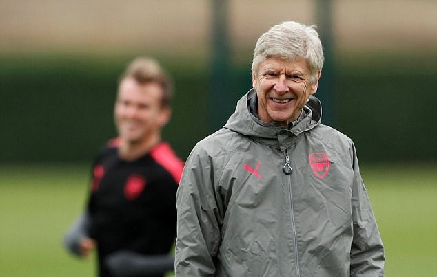 Ảnh tập Arsenal - Bóng Đá