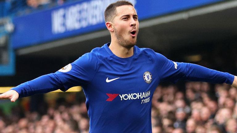 Hazard có thể đến Real để đoạt QBV - Bóng Đá