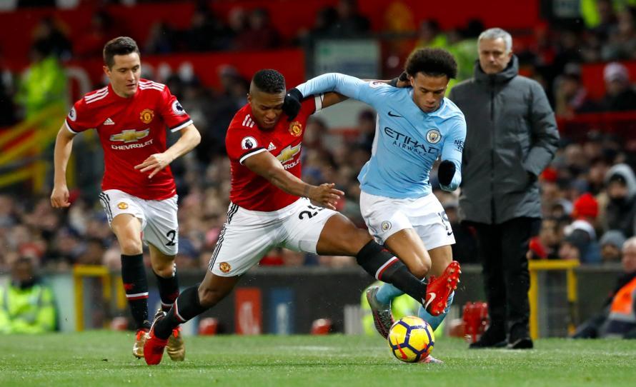Man Utd đã biết sợ Man City - Bóng Đá