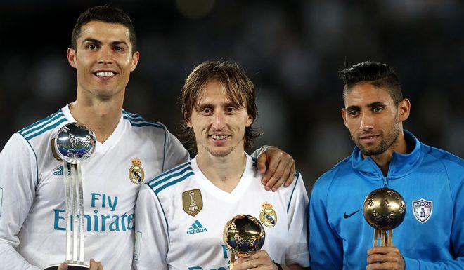 Vượt Ronaldo, Modric hay nhất FIFA Club World Cup - Bóng Đá