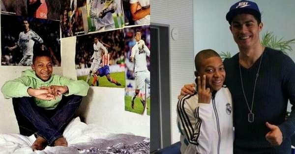 Mbappe: Ronaldo chẳng còn là gì trong tôi! - Bóng Đá