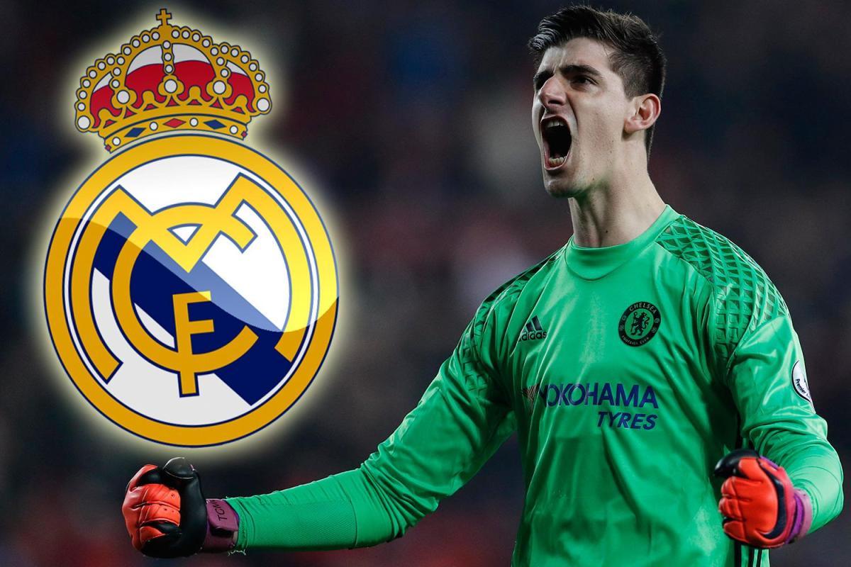 NÓNG: Courtois đạt thỏa thuận về Real Madrid - Bóng Đá