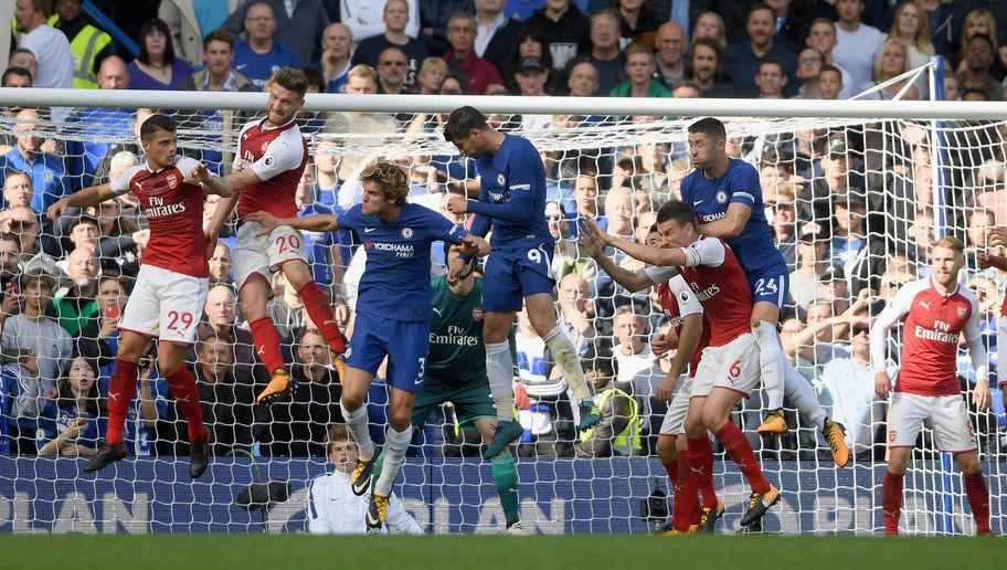 5 điểm nóng Arsenal - Chelsea: - Bóng Đá