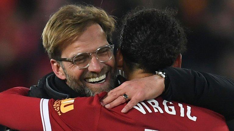Virgil van Dijk đảm bảo Top 4 cho Liverpool - Bóng Đá
