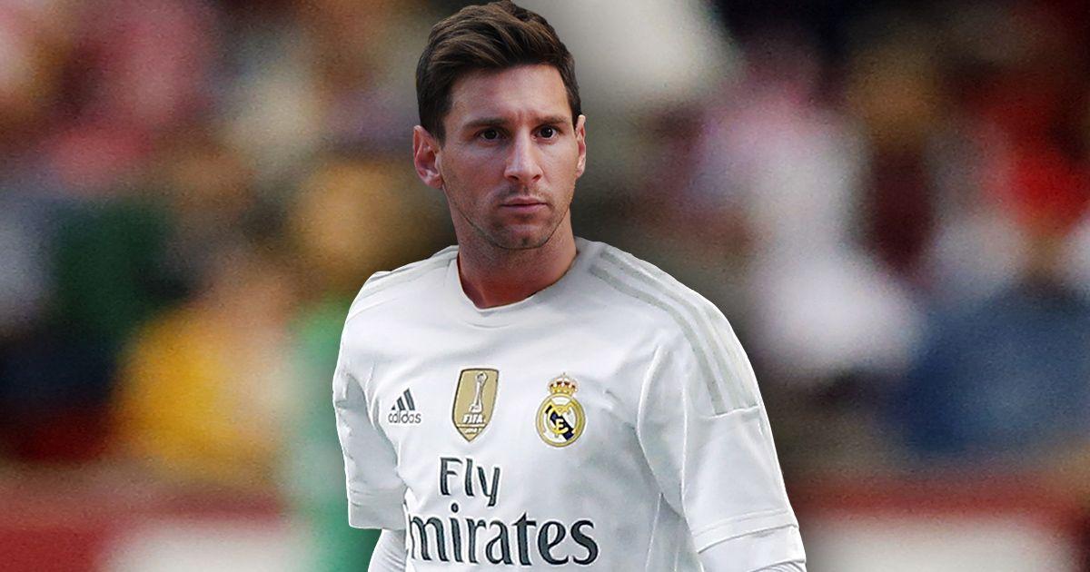 HÉ LỘ: Chi tiết hợp đồng giữa Real và Messi - Bóng Đá