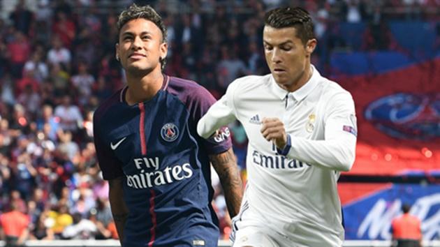 Real chơi lớn: Neymar = Ronaldo + 'núi tiền' - Bóng Đá