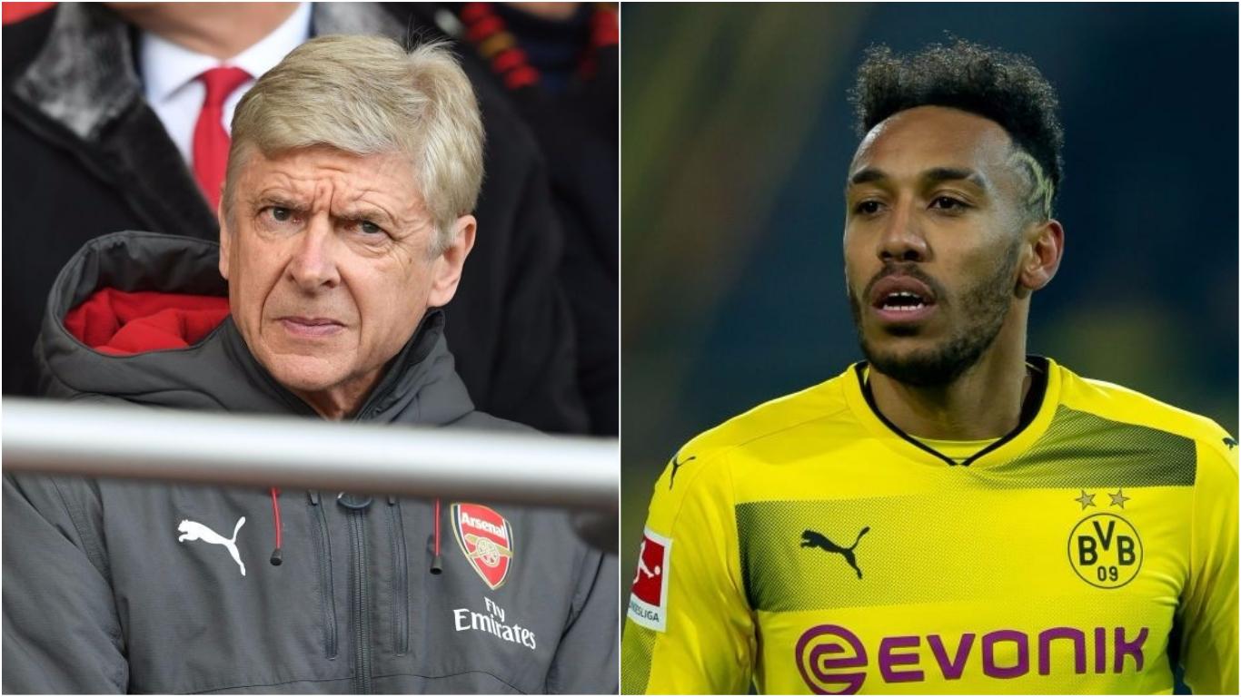 Vụ Aubameyang: Phía Dortmund điên tiết với HLV Wenger - Bóng Đá