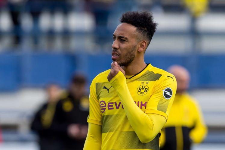 NÓNG: Lại bị Dortmund loại, Aubameyang tiến sát Arsenal - Bóng Đá