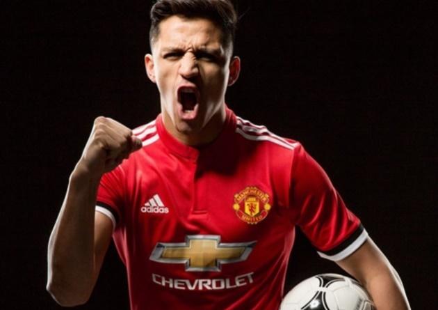 Sanchez tuyên bố Man Utd là CLB lớn nhất thế giới - Bóng Đá