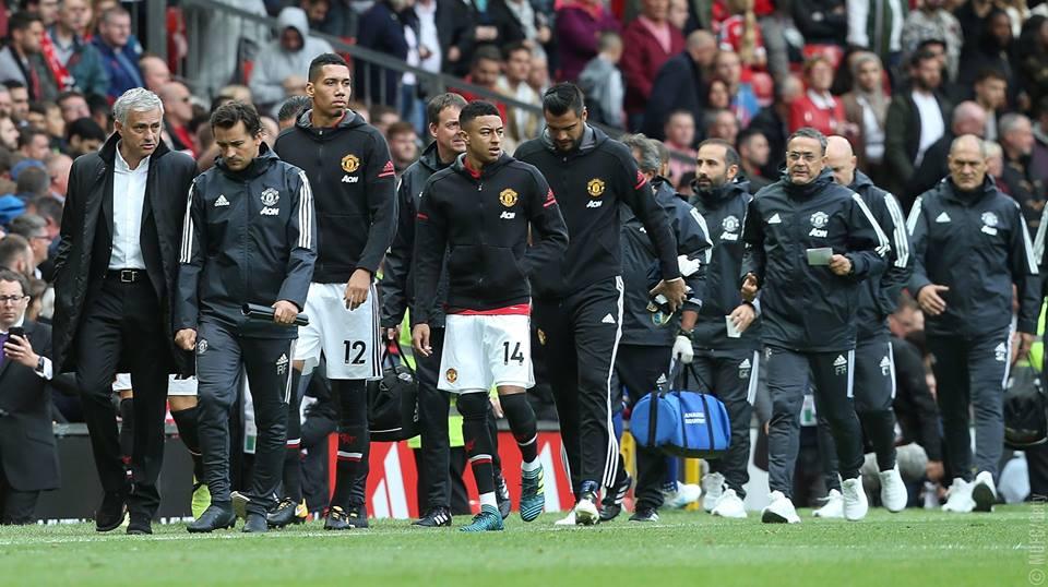 Mourinho cán mốc 100 trận ở Man Utd: Có thăng, có trầm! - Bóng Đá