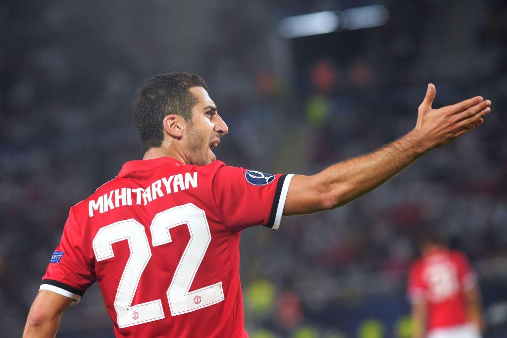 Mkhitaryan đá xoáy Mourinho: