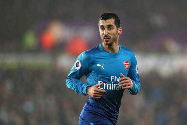 Cận cảnh màn ra mắt Arsenal thảm họa của Henrikh Mkhitaryan - Bóng Đá