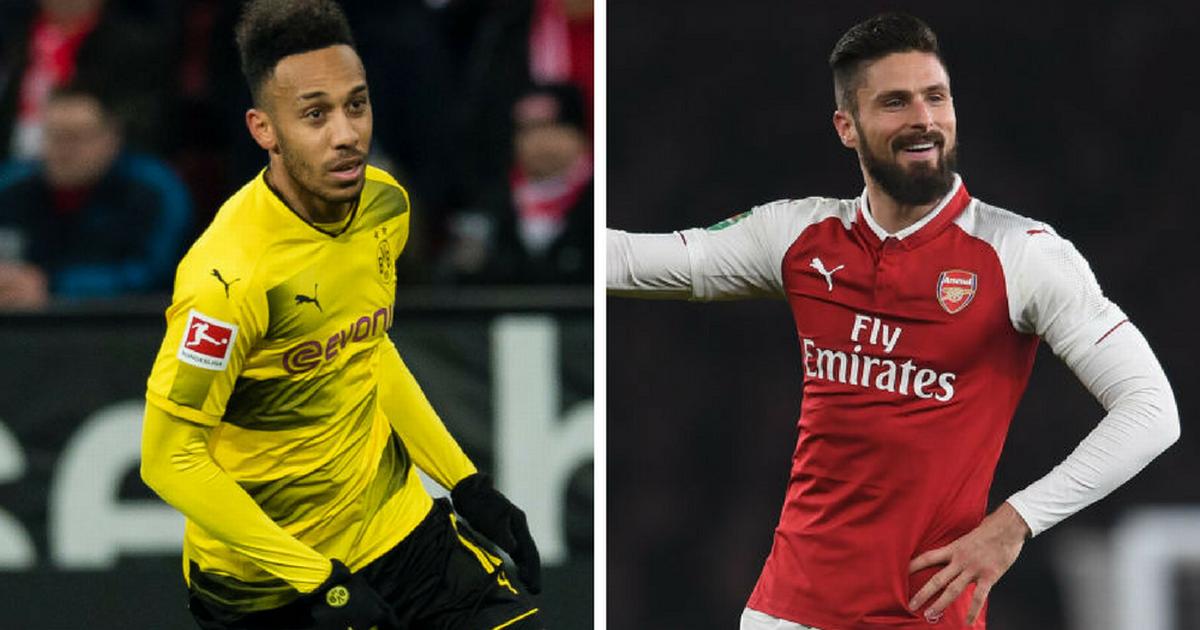 Bán Giroud, mua Aubameyang là bước lùi của Arsenal - Bóng Đá