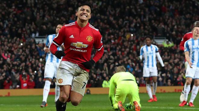 Với Sanchez, Man Utd có cơ hội vô địch Champions League - Bóng Đá
