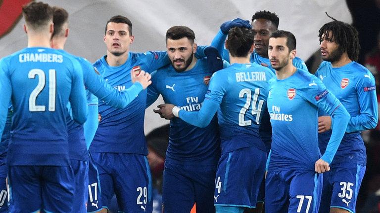 Bốc thăm Europa League: Arsenal đụng thứ dữ - Bóng Đá