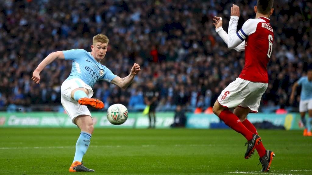 Chấm điểm Man City trận Arsenal: Sự trở lại của 'Gã khổng lồ' - Bóng Đá