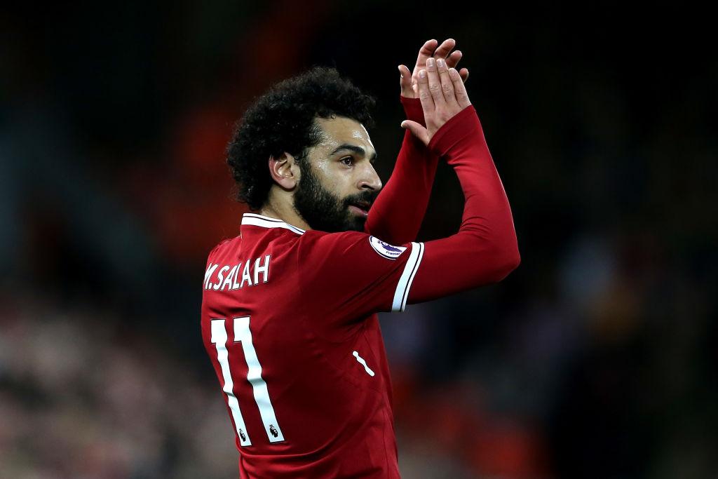 Salah háo hức lập kỳ tích trước Man Utd - Bóng Đá