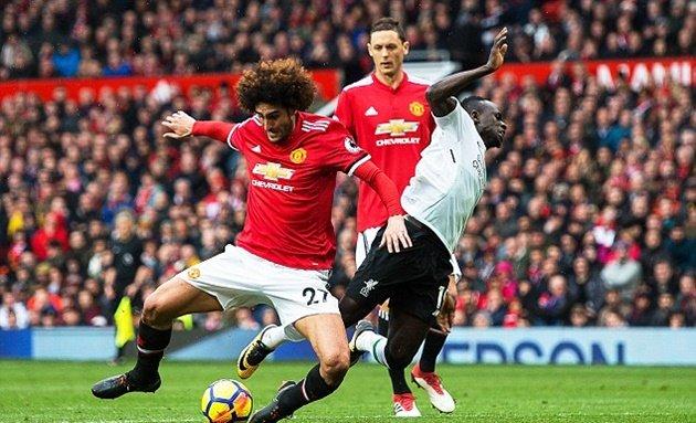 Thống kê Man Utd 2-1 Liverpool: Đỉnh cao về sự hiệu quả! - Bóng Đá