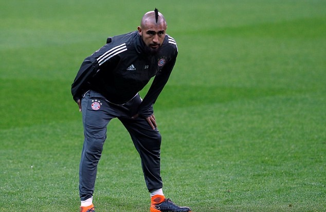 Bayern Munich không hề dạo chơi trên đất Thổ - Bóng Đá