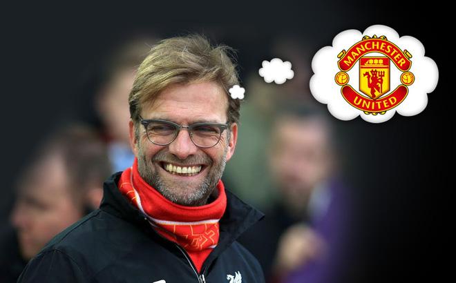 'Liverpool đụng Man City là giấc mơ của CĐV Man Utd' - Bóng Đá