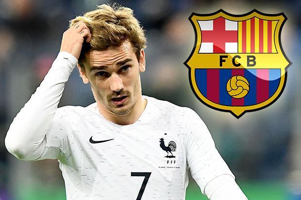 NÓNG: Griezmann gieo sầu cho M.U, tới Barca giá 88 triệu bảng - Bóng Đá