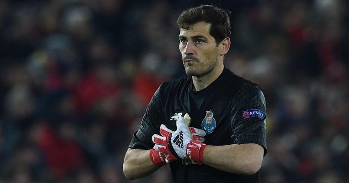 Iker Casillas cán mốc 1000 trận trong ngày buồn - Bóng Đá
