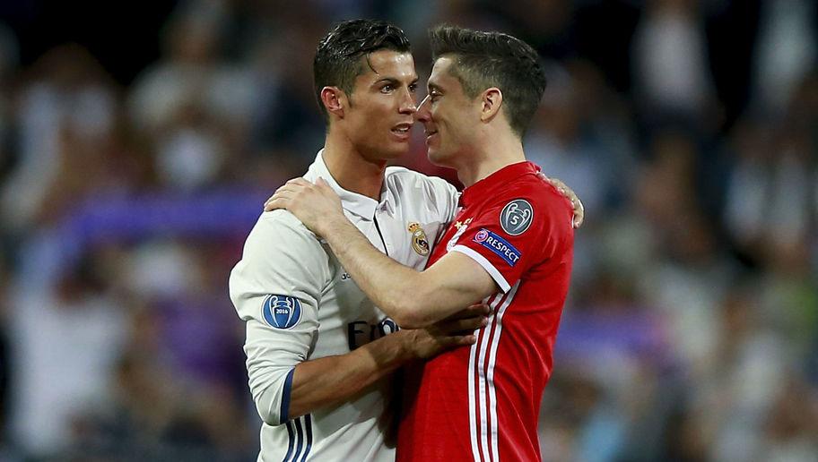 Bayern Munich, 'con mồi' ưa thích của Ronaldo - Bóng Đá