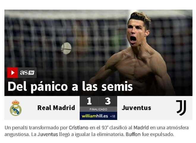 Cả Madrid run rẩy, mình Ronaldo lạnh lùng - Bóng Đá