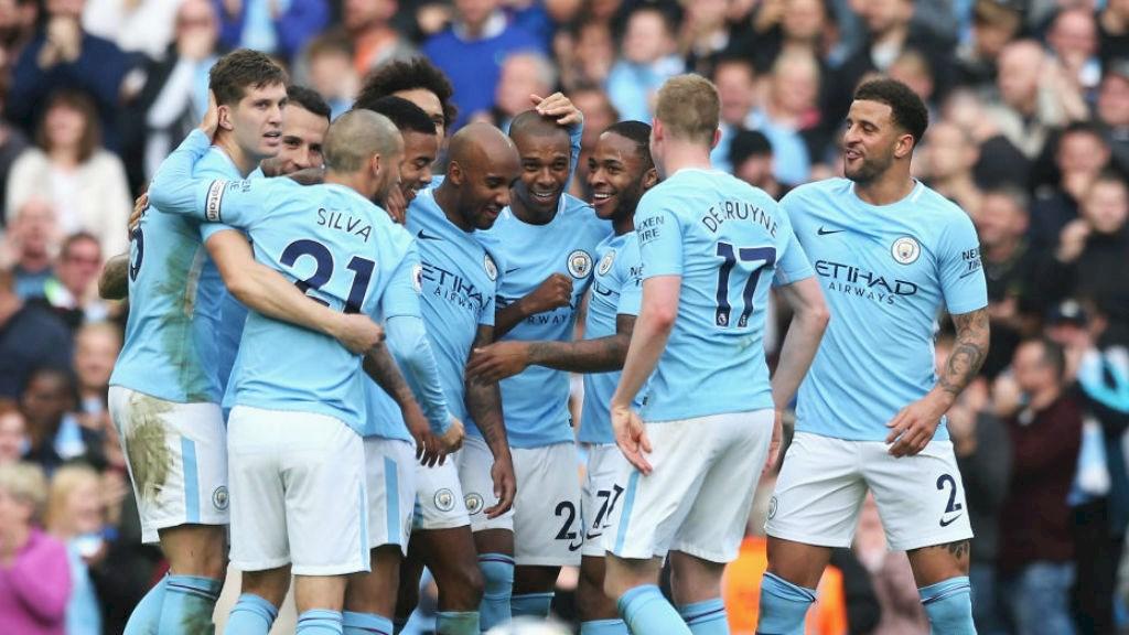 Man City CHÍNH THỨC vô địch Premier League - Bóng Đá